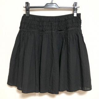 エヌナチュラルビューティーベーシック(N.Natural beauty basic)のN.Natural Beauty Basicスカート(ミニスカート)