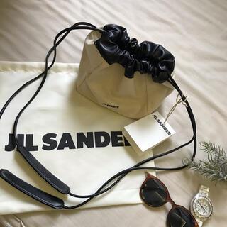 ジルサンダー(Jil Sander)のJIL SANDER ドローストリングバッグ(ショルダーバッグ)