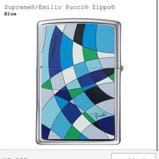 シュプリーム(Supreme)のsupreme  pucci  Zippo(タバコグッズ)