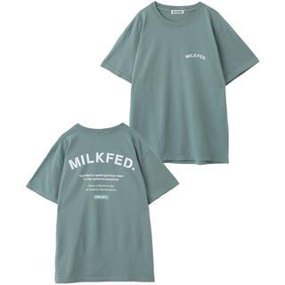 MILKFED. - ミルクフェド Tシャツ