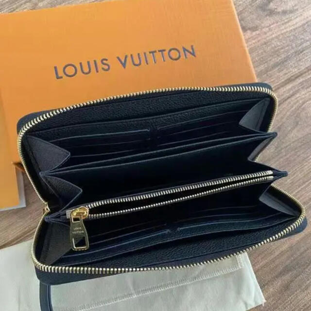 LOUIS VUITTON(ルイヴィトン)の長財布 LV メンズのファッション小物(長財布)の商品写真