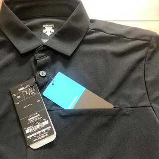デサント(DESCENTE)の新品 【DESCENTE】デサント サンスクリーン 半袖シャツ(ポロシャツ)