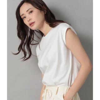 FRAMeWORK - elura Tシャツ カットソー 白 ホワイト
