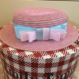 Angelic Pretty - ピンクの麦わら帽子