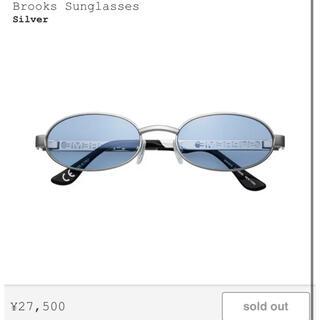 Supreme - supreme brooks sunglasses silver