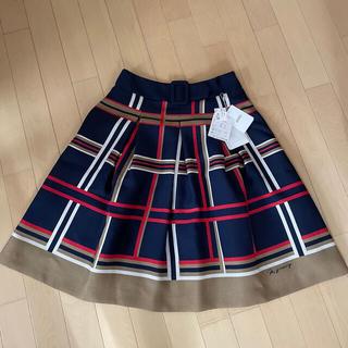 エムズグレイシー(M'S GRACY)のM'sグレイシー スカート 36(ひざ丈スカート)