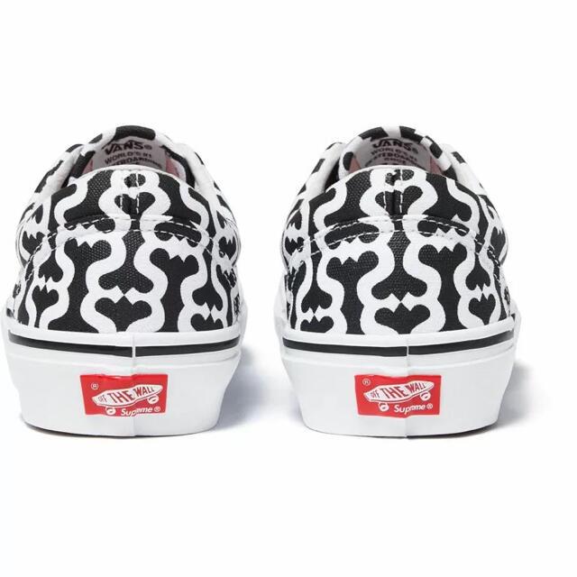Supreme(シュプリーム)のsupreme Vans era 27.5 黒 国内正規品 メンズの靴/シューズ(スニーカー)の商品写真