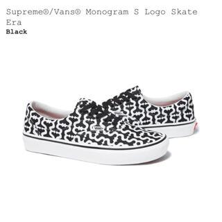 シュプリーム(Supreme)のSupreme®/Vans® Monogram S Logo Skate Era(スニーカー)