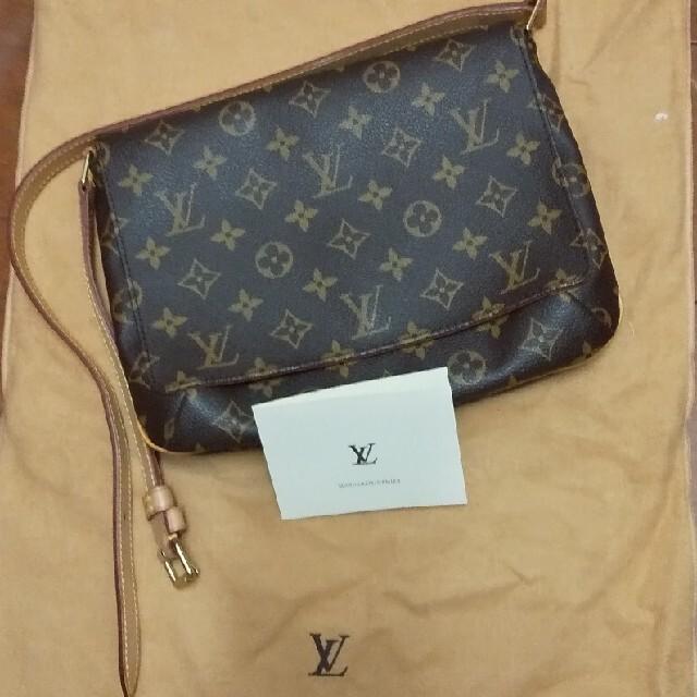 LOUIS VUITTON(ルイヴィトン)のLOUIS VUITTON    ミュゼットタンゴ             レディースのバッグ(ショルダーバッグ)の商品写真