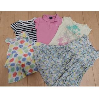 ラルフローレン(Ralph Lauren)のラルフローレン Zara 夏服 120 5枚セット (Tシャツ/カットソー)