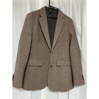 ユニクロ(UNIQLO)のジャケット(ノーカラージャケット)