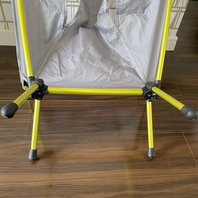 Helinox アウトドアチェア チェアゼロ グレー スポーツ/アウトドアのアウトドア(テーブル/チェア)の商品写真