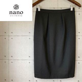 ナノユニバース(nano・universe)のnanouniverse ナノユニバース パンツ タイト スカート ひざ丈 春(ひざ丈スカート)