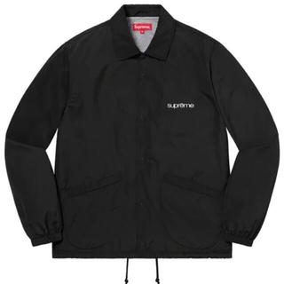 Supreme - Supreme Five Boroughs Coaches Jacket 黒S