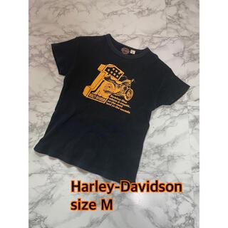 ハーレーダビッドソン(Harley Davidson)の⑨②⑦Harley-Davidson ワッフル Tシャツ sizeM(Tシャツ(半袖/袖なし))