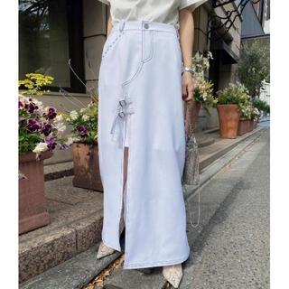 アメリヴィンテージ(Ameri VINTAGE)の美品 SLIT SKIRT LAYERED PANTS(ショートパンツ)