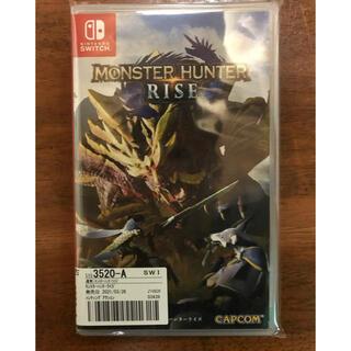 Nintendo Switch - 【中古】モンスターハンターライズ