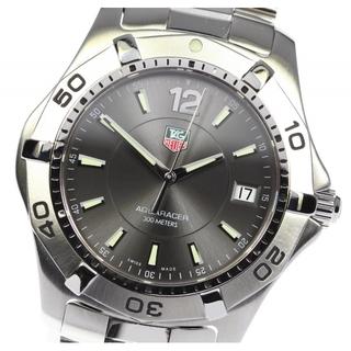 タグホイヤー(TAG Heuer)のタグホイヤー アクアレーサー  WAF111E クォーツ メンズ 【中古】(腕時計(アナログ))