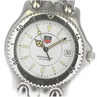 タグホイヤー(TAG Heuer)のタグホイヤー セル  WG1112-K0 クォーツ メンズ 【中古】(腕時計(アナログ))