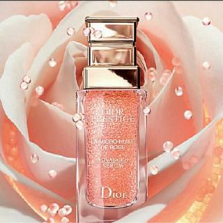 Christian Dior - ディオール プレステージ ユイルドローズ セラム 美容液 50ml