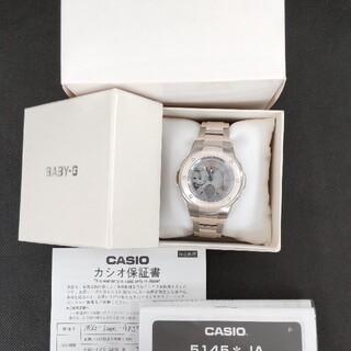 Baby-G - ーBABY-G ソーラー腕時計ー
