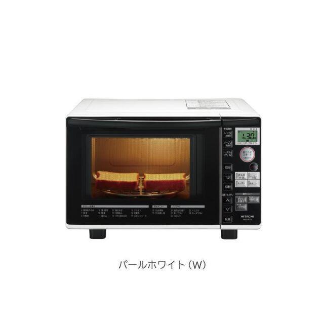 高年式 現行モデル!HITACHI オーブンレンジ MRO-RT5 スマホ/家電/カメラの調理家電(電子レンジ)の商品写真
