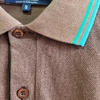 COMME des GARCONS - FRED PERRY✕COMME des GARCONS ポロシャツ S
