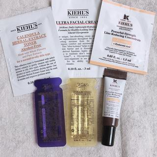 Kiehl's - キールズ 化粧水 12.5C  美容液 クリーム 試供品 サンプル