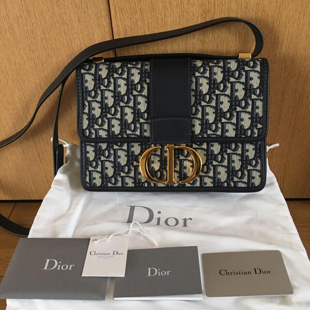 Christian Dior(クリスチャンディオール)のクリスチャンディオールDiorモンテーニュ30ショルダーバッグ超美品 レディースのバッグ(ショルダーバッグ)の商品写真
