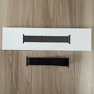 アップルウォッチ(Apple Watch)の【美品】Apple Watch スポーツループ バンド 44mm 純正(その他)