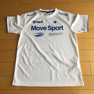 デサント(DESCENTE)のDESCENTE  メッシュTシャツ 新品未使用(Tシャツ/カットソー(半袖/袖なし))
