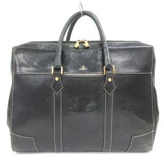 ヴィヴィアンウエストウッド(Vivienne Westwood)のヴィヴィアンウエストウッド ブリーフケース ビジネス バッグ ブラック(その他)