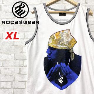ロカウェア(Rocawear)のROCAWEAR ロカウェア JAY-Z ビッグシルエット タンクトップ(タンクトップ)