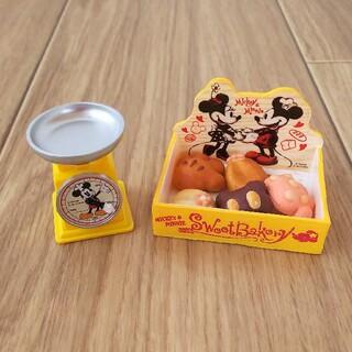 メガハウス(MegaHouse)のリーメント スウィートベーカリー ミッキー&ミニー パン(キャラクターグッズ)