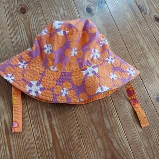 パタゴニア(patagonia)のパタゴニア リバーシブル ベビー帽子(帽子)