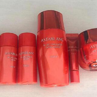 アスタブラン(ASTABLANC)のアスタブラン  化粧水 乳液 美容液(化粧水/ローション)