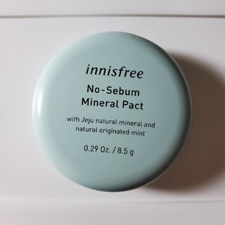 Innisfree - innisfree ノーセバム ミネラルパクト