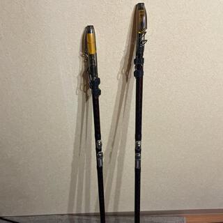 シマノ 14サーフリーダー 2本セット(ロッド)