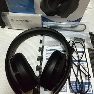 プレイステーション4(PlayStation4)のツナスキン様 SONY wireless surround headset (ヘッドフォン/イヤフォン)