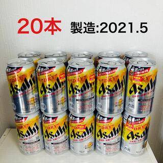 アサヒ - 【送料無料】生ジョッキ缶 20本