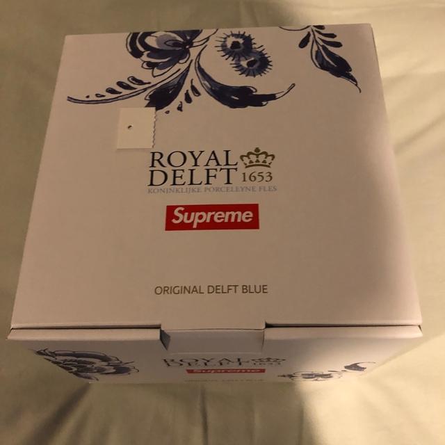 Supreme(シュプリーム)の・Royal Delft 190 Bowery Beer Mug インテリア/住まい/日用品のキッチン/食器(グラス/カップ)の商品写真