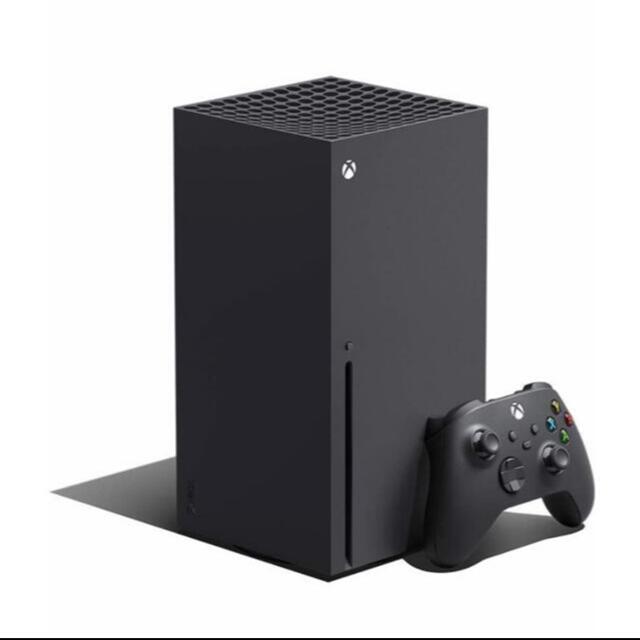 Microsoft(マイクロソフト)のxbox xシリーズ 新品未開封 エンタメ/ホビーのゲームソフト/ゲーム機本体(家庭用ゲーム機本体)の商品写真