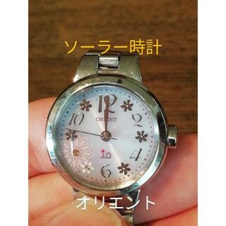 オリエント(ORIENT)のラ351. オリエント・イオ ソーラー時計 ②(腕時計)