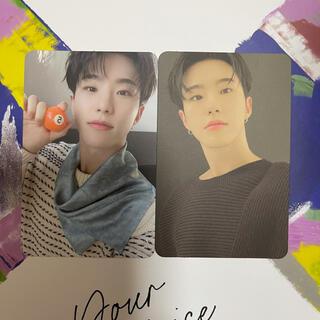 セブンティーン(SEVENTEEN)のセブチ your choice ホシ スニョン beside otherside(K-POP/アジア)
