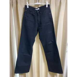 SUNSEA - DAIRIKU 19aw non-washed denim pants 29