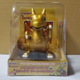 パズル&ドラゴンズ ガチャドラ ソーラーフィギュア(アニメ/ゲーム)