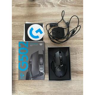 ロジクール G502 WL ワイヤレス マウス(PC周辺機器)