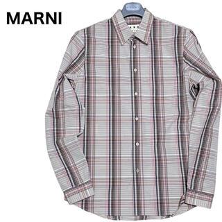 Marni - 新品【MARNI マルニ】イタリア製 チェックシャツ 2019