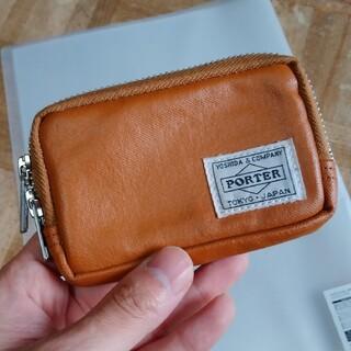PORTER - PORTER 小銭入れ コインケース カードケース レザー