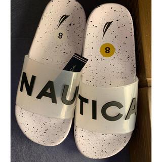 ノーティカ(NAUTICA)のNautica サンダル サイズ8新品(サンダル)